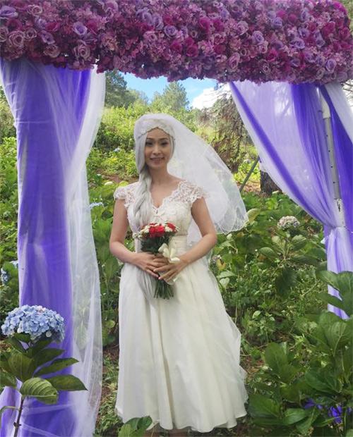 Lê Kiều Như khoe con gái trong đám cưới cổ tích - 1