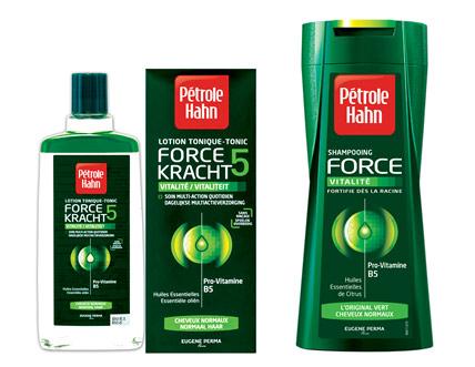 Pétrole Hahn: 130 năm kinh nghiệm về tóc của chuyên gia Pháp - 5