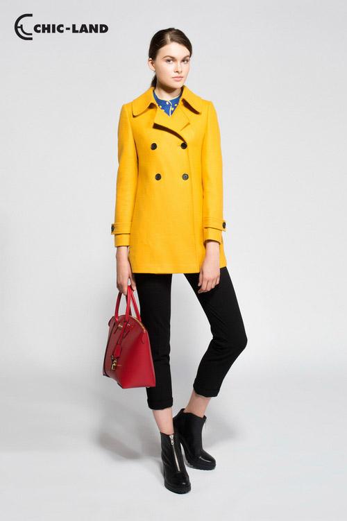 10 kiểu áo khoác ấn tượng mùa Thu Đông 2015 - 1
