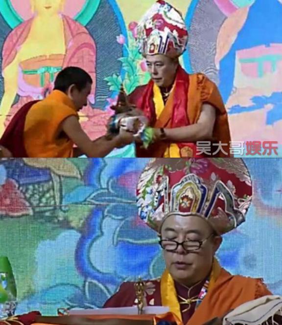 """Trương Thiết Lâm được tôn làm """"Phật sống"""" gây tranh cãi - 1"""