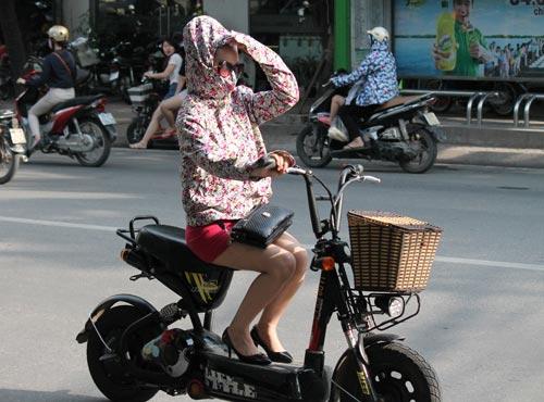 Ấn định ngày ra quân xử phạt xe máy điện không đăng ký - 1