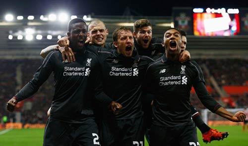Vòng 15 Ngoại Hạng Anh 2015 - 1