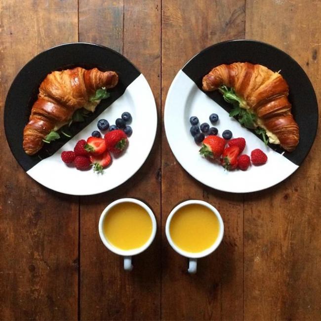 Để minh chứng cho tình yêu của mình, một chàng trai đồng tính đã dành ra rất nhiều thời gian để chế biến những bữa sáng tuyệt vời nhất mà ai cũng mong muốn được một lần nếm thử.