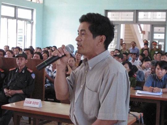 Điều tra viên án oan Huỳnh Văn Nén đang hành nghề luật sư - 1