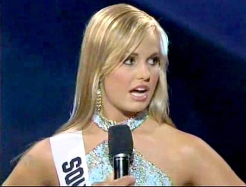 Người đẹp Miss Teen Mỹ suýt tự tử vì thi ứng xử tệ - 1