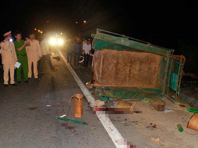 Tai nạn 5 người chết ở Gia Lai: Tạm giam tài xế xe tải - 1