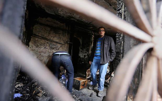 Đánh bom ở thủ đô Ai Cập, 18 người thiệt mạng - 1