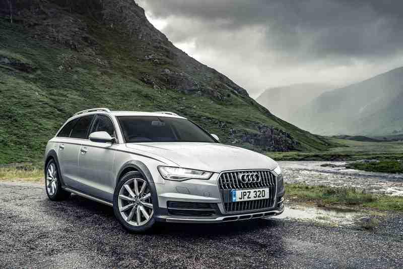 Audi A6 Allroad Sport trình làng tại Anh - 1