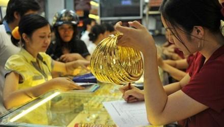Giá vàng hôm nay (5/12) nhích trên 33 triệu đồng - 1