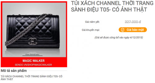 """Ngày mua sắm trực tuyến 2015: Vẫn còn những """"hạt sạn"""" - 1"""