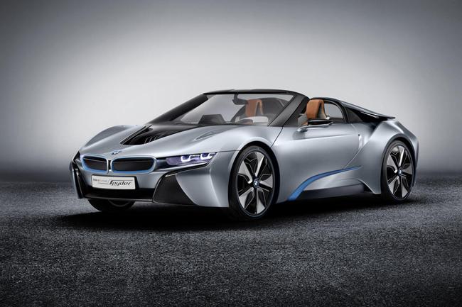 Chủ tịch BMW Harald Kruger vừa lên tiếng xác nhận BMW i8 Spyder bắt đầu đi vào sản xuất sau khi bản concept trình làng lần đầu các đây 3 năm tại Bắc Kinh Motor Show 2012.