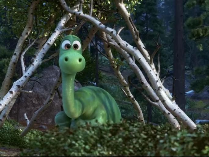 """Những cảm xúc rất đời trong """"Chú khủng long tốt bụng"""" - 1"""