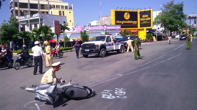 Thực nghiệm hiện trường vụ Viện trưởng VKS gây tai nạn - 1