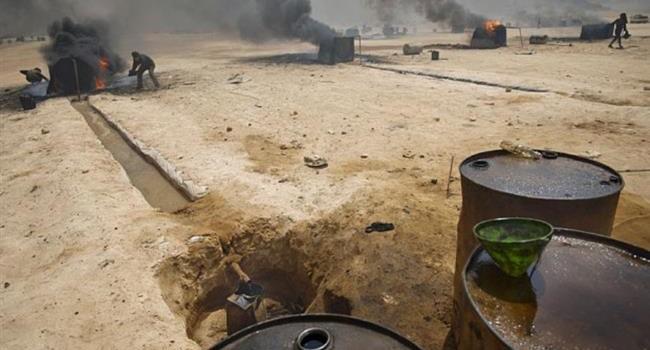 Iran tuyên bố có chứng cứ Thổ Nhĩ Kỳ mua dầu của IS - 1