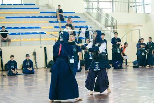 Kendo: Dùng kiếm để học đạo - 1