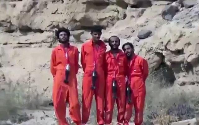 IS tung video 4 kiểu hành quyết man rợ - 1