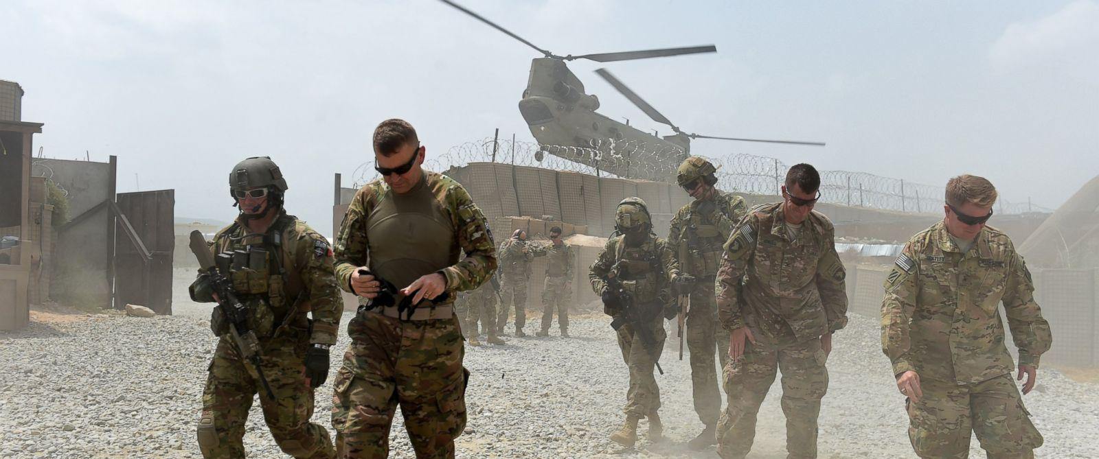 Đặc nhiệm Mỹ đột kích nhà tù Taliban cứu 60 người - 1