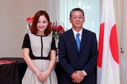 3 sao Việt vinh dự gặp tổng thống, nguyên thủ nước ngoài - 1