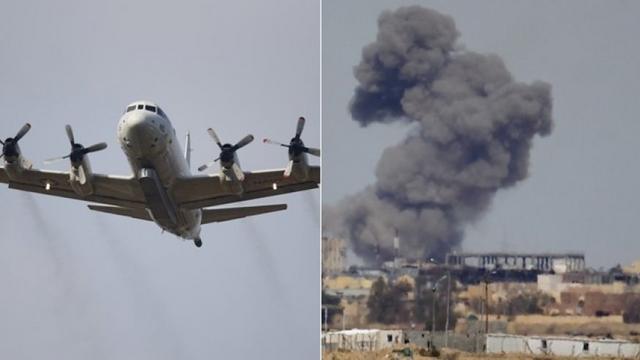 Mỹ hết bom để oanh kích IS - 1