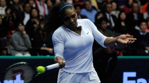 Tennis Ngoại hạng: Đội của Serena thắng lớn - 1