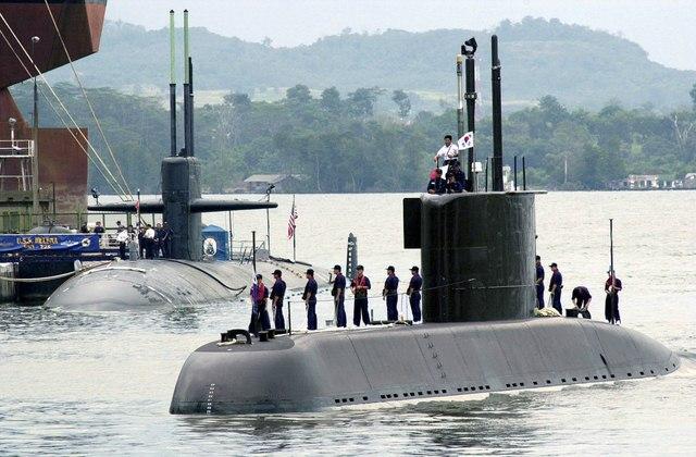 10 hạm đội tàu ngầm lớn nhất thế giới - 1