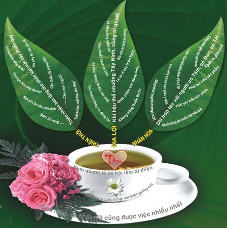 Trà Hoàn Ngọc - 'Vị cứu tinh' cho sức khỏe - 1