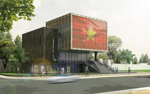 Đà Nẵng khởi công xây dựng nhà trưng bày Hoàng Sa - 1