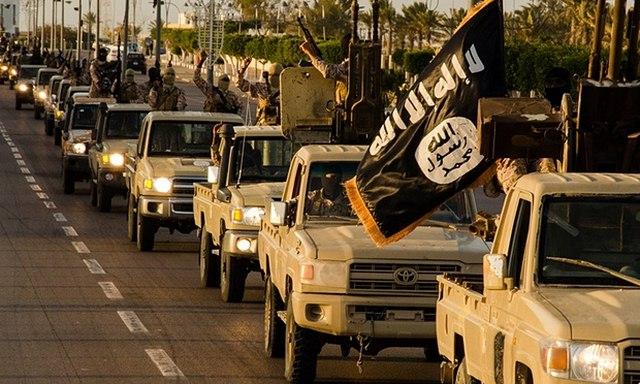 IS có thể biến máy bay thành bom lao vào châu Âu - 1