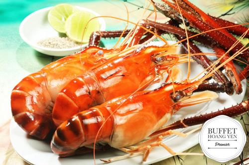 Đại tiệc ẩm thực tại hệ thống buffet Hoàng Yến - 1