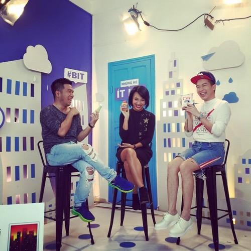 """MC Thùy Minh: """"Tôi thấy ức vì bị nói là vô học"""" - 1"""