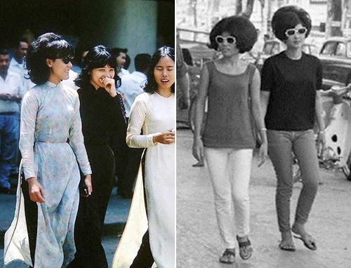 """Sài Gòn xưa và những kiểu mốt """"40 năm vẫn mặc tốt"""" - 5"""