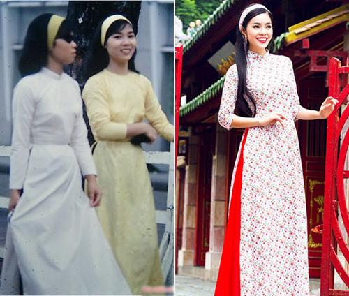 """Sài Gòn xưa và những kiểu mốt """"40 năm vẫn mặc tốt"""" - 9"""