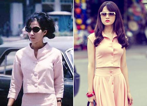 """Sài Gòn xưa và những kiểu mốt """"40 năm vẫn mặc tốt"""" - 12"""