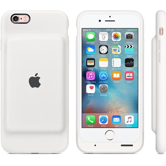 """""""Mổ bụng"""" ốp lưng kiêm sạc dự phòng của Apple cho iPhone 6S - 1"""