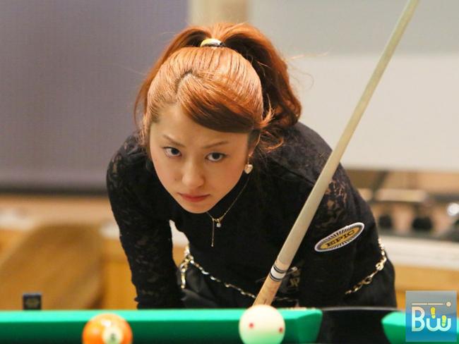 Nữ cơ thủ Kaori Ebe sinh ngày 3/12/1984 tại Osaka, Nhật Bản.