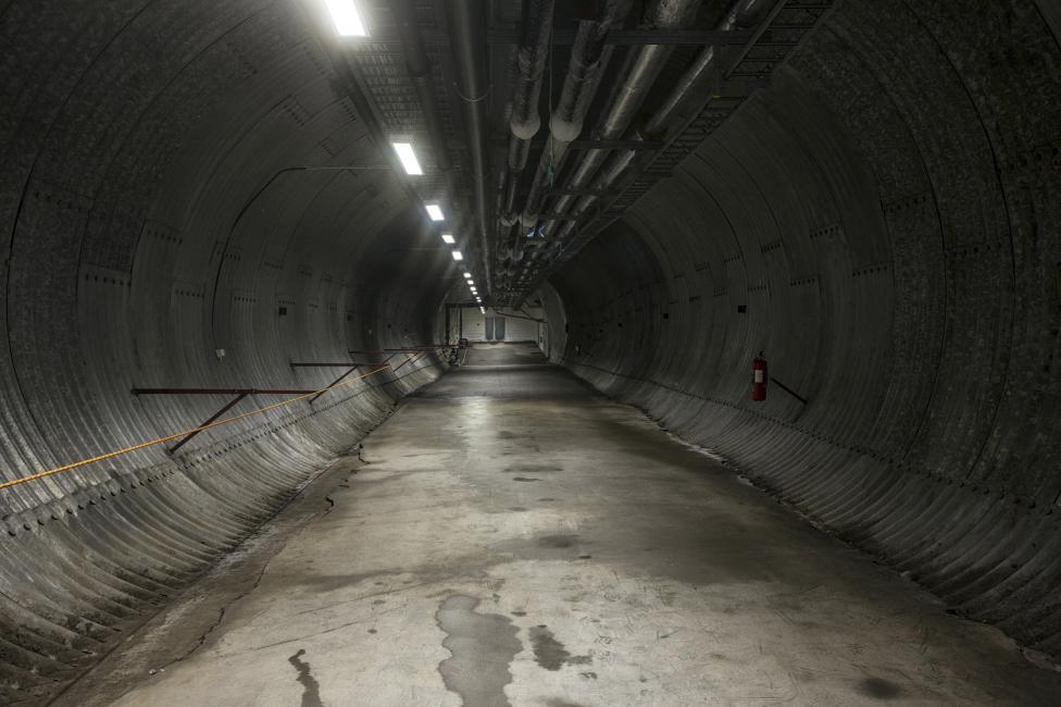 """Bên trong hầm chứa hạt giống chống """"tận thế"""" - 5"""