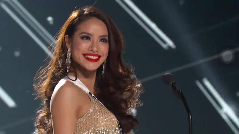 bán kết hoa hậu hoàn vũ 2015 - 1