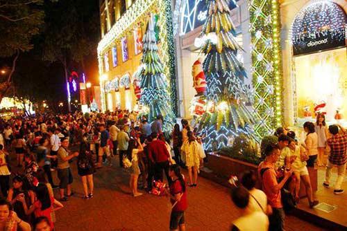 noel 2018 tphcm Những địa điểm chụp ảnh, đi chơi Noel ở Sài Gòn cực ĐẸP noel 2018 tphcm