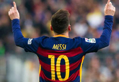 Messi tiết lộ chuyện kế thừa số 10 từ Ronaldinho - 1