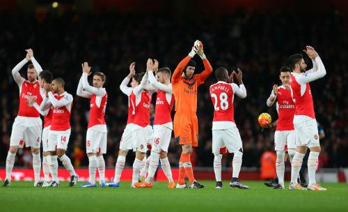 Arsenal: Ngôi nhì bảng & vận may dịp Giáng sinh - 1