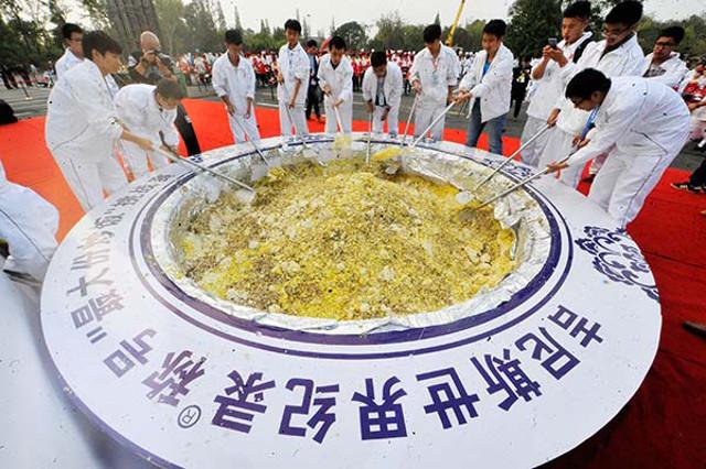 10 kỷ lục thế giới lãng xẹt ở Trung Quốc năm 2015 - 1