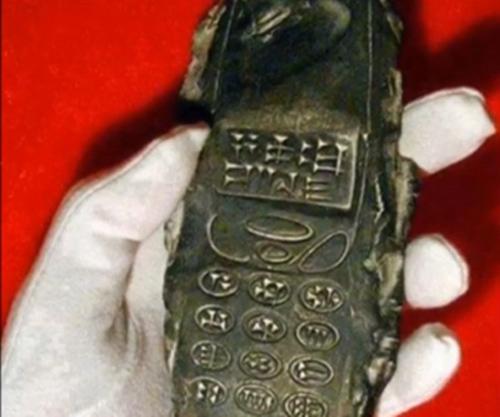Đào được điện thoại cổ gần 1.000 năm tuổi - 1