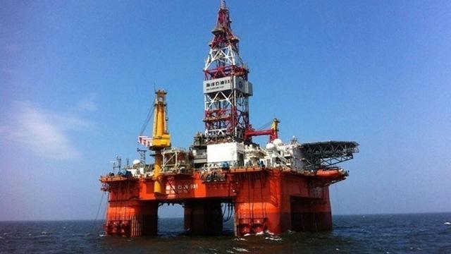 Trung Quốc đưa giàn khoan Hải Dương 981 vào biển Đông - 1