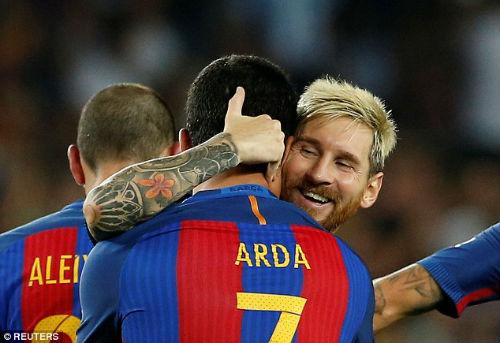 """Barca: Enrique đã chọn xong """"quân bài"""" đóng thế Messi - 1"""