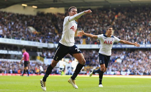 Tottenham - Man City: Pressing hoàn hảo - 1