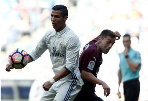"""Real Madrid - Eibar: Báo động đỏ với """"Kền kền"""" - 1"""