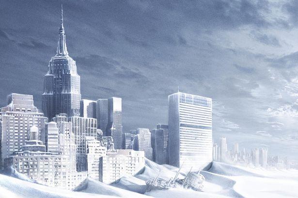 Trái đất có thể sắp trải qua tiểu băng hà giá lạnh - 1