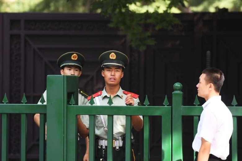 Quan chức Triều Tiên bỏ trốn khỏi đại sứ quán ở TQ - 1