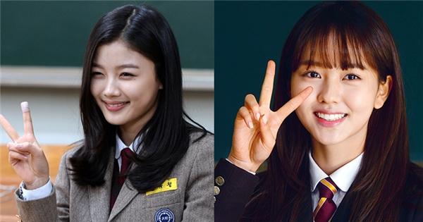 """Vẻ đẹp trong sáng của """"ma nữ"""" xinh đẹp nhất màn ảnh Hàn - 2"""