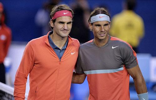 Hụt hẫng: Federer và Nadal bật khỏi top 4 sau 13 năm - 1